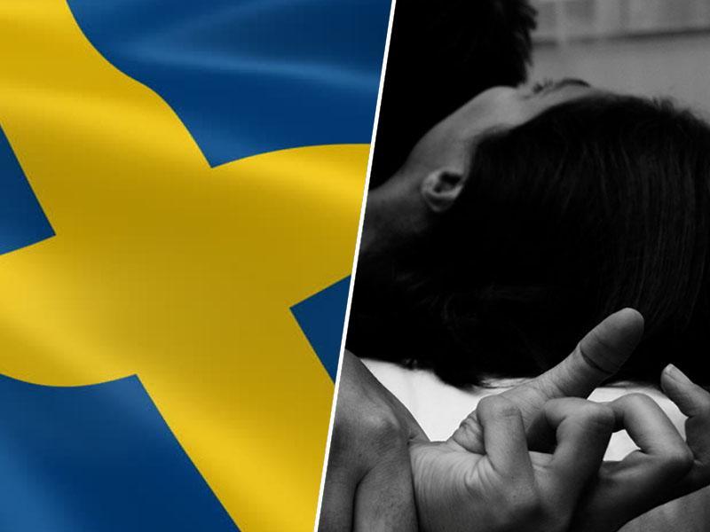 Na Švedskem spolni odnosi brez privolitve izenačeni s posilstvom