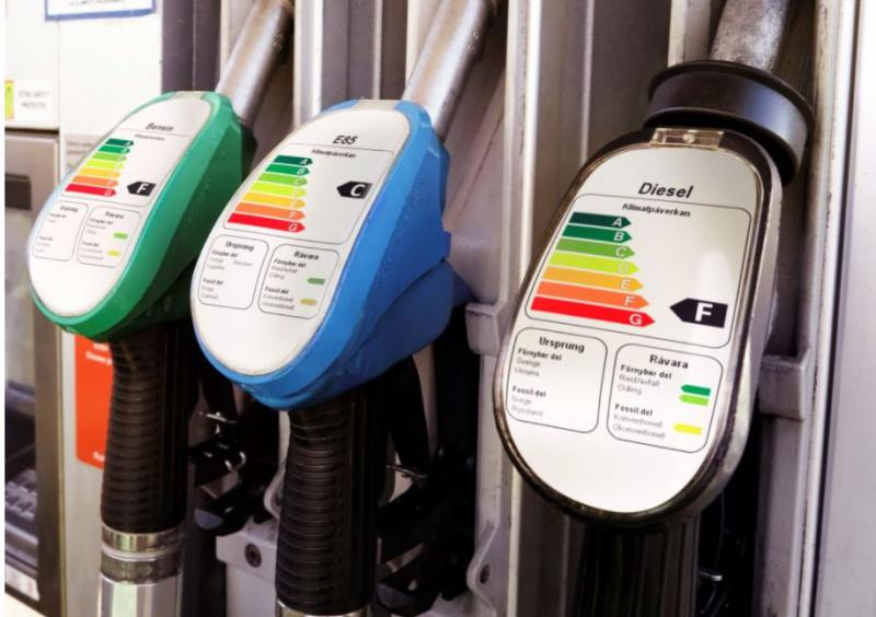 Švedska: Bencinske črpalke morajo odslej označevati okolju nevarna goriva, kdaj bo to uvedla tudi Slovenija?