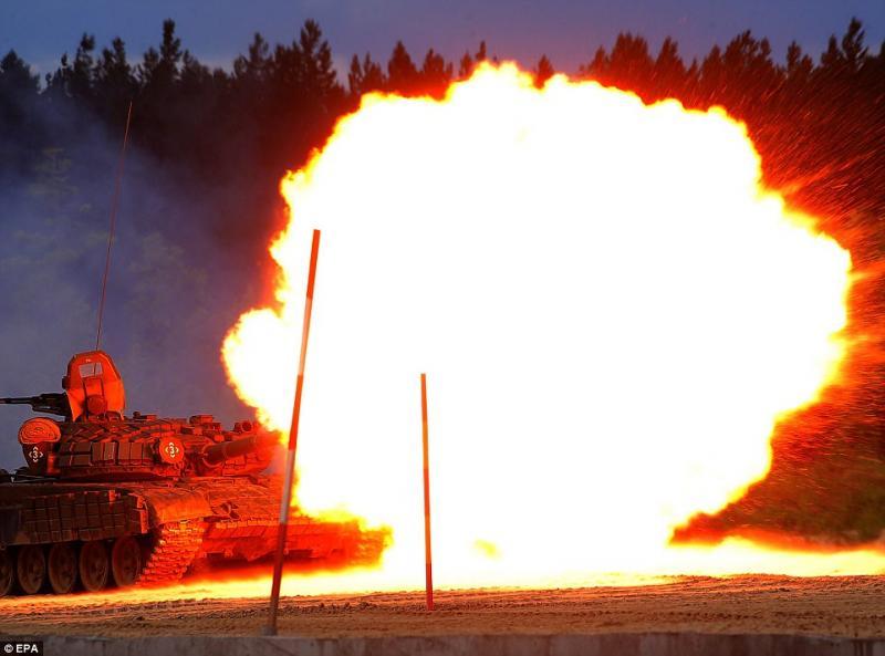 Mednarodne vojaške igre: spopad 150 ekip, od tankistov do kuharjev; Slovenija odsotna