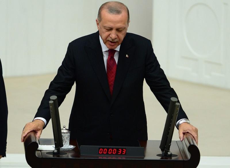 Erdogan za finančnega ministra imenoval svojega zeta