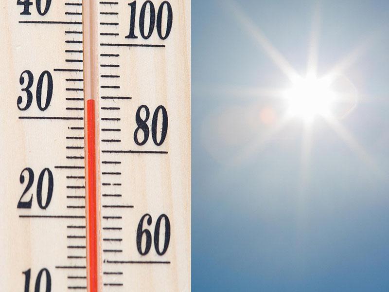 V Evropi vročinski val ne pojenja