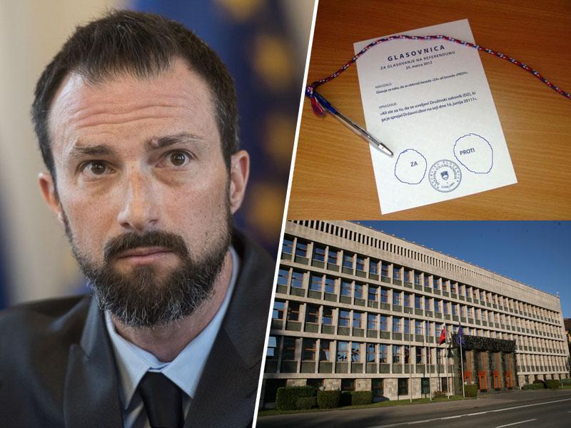 Zgrešeno dlakocepstvo: Ustavno sodišče je pobudo dr. Andraža Terška zavrglo in »odločilo, tako da ni odločilo«