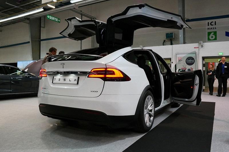 Tesla v gradnjo tovarne na Kitajskem