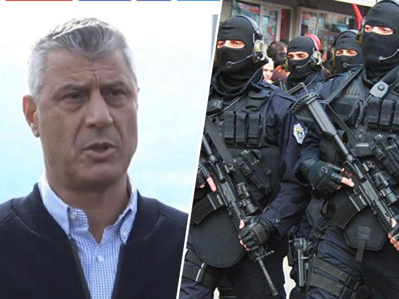 Znova napeto: enote ROSU vpadle na sever Kosova, srbska vojska in policija v stanju najvišje bojne pripravljenosti