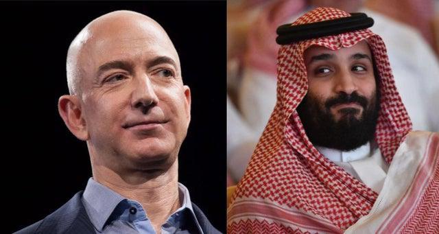 Forenziki: v telefon Jeffa Bezosa vdrla Savdska Arabija, eksperti OZN zahtevajo preiskavo
