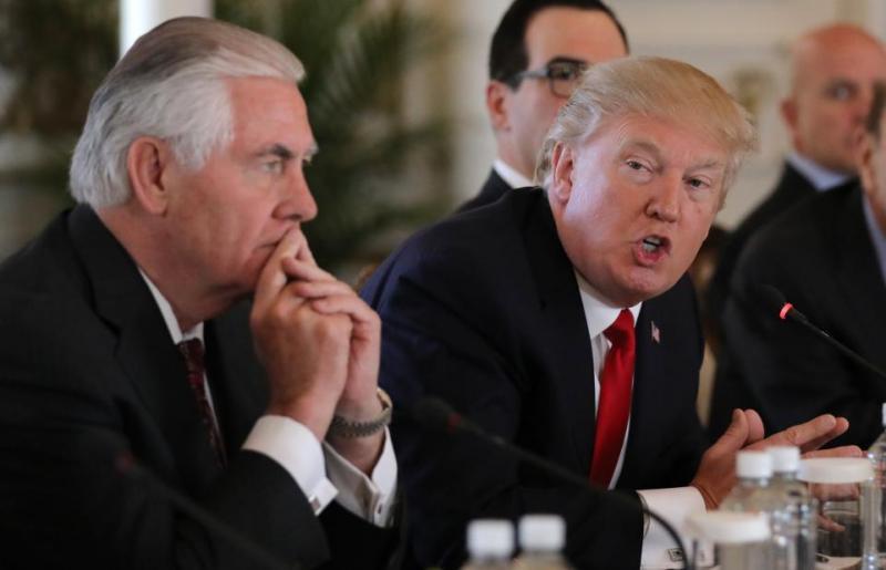 Intercept: kako je Rex Tillerson preprečil vojno - in izgubil službo