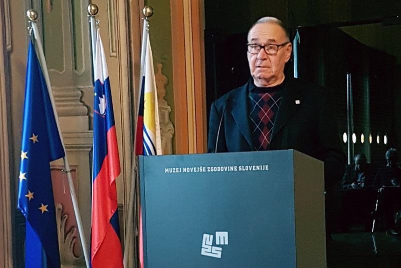 Kongresni trg v znamenju 70-obletnice ZZB NOB Slovenije