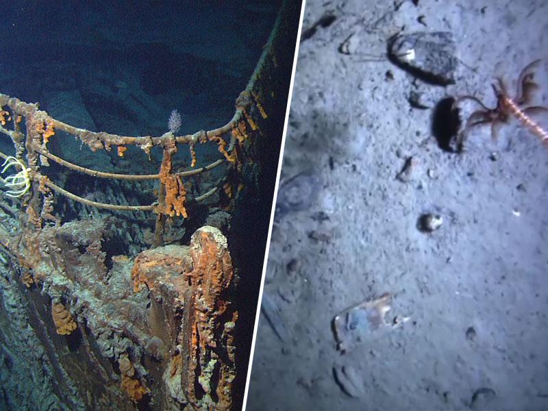 Skriti telegrami po 107 letih razkrivajo mračno skrivnost Titanika: kam so izginila trupla žrtev?