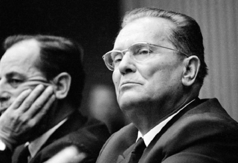 Tito in Sovjetska zveza: Temna plat zgodovine