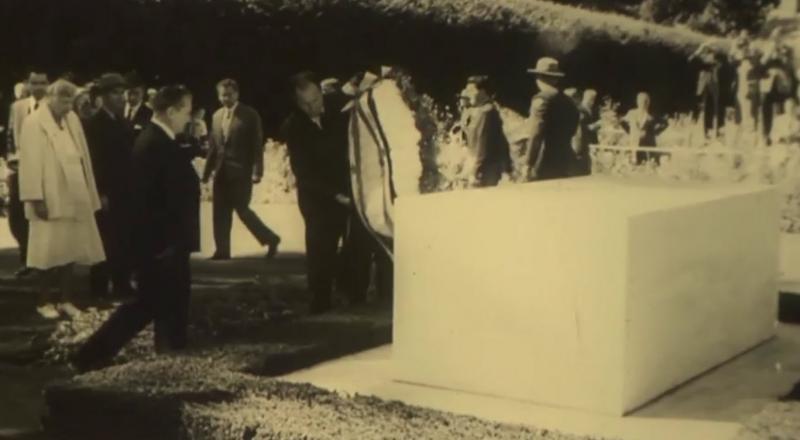 """Tito, navdušen ob Rooseveltovem grobu: """"Hočem enakega!"""" Je bil to sprožilec za Brozov mavzolej v Beogradu?"""
