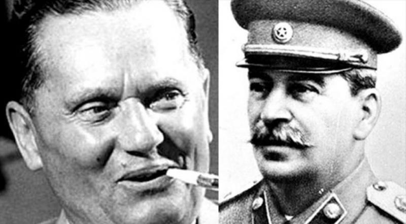 Odkrita zamolčana slika Tita: na pomemben sestanek 1949 je prišel takšen! Kriv je Stalin, ki je dan prej nanj poslal morilca