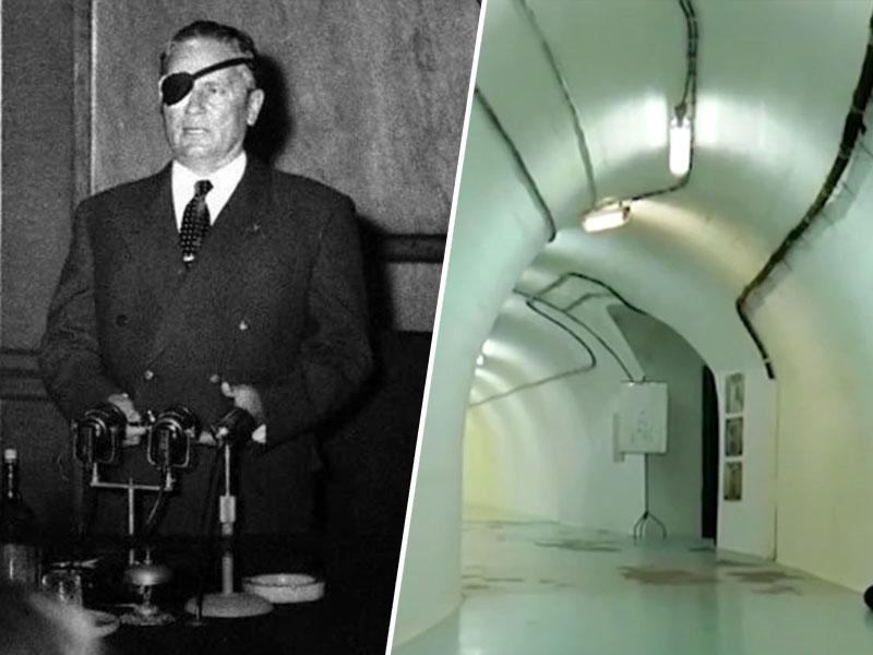 Najbolj varovana skrivnost SFRJ: Tito bi se v primeru jedrskega napada na Jugoslavijo skril v - Istanbulu