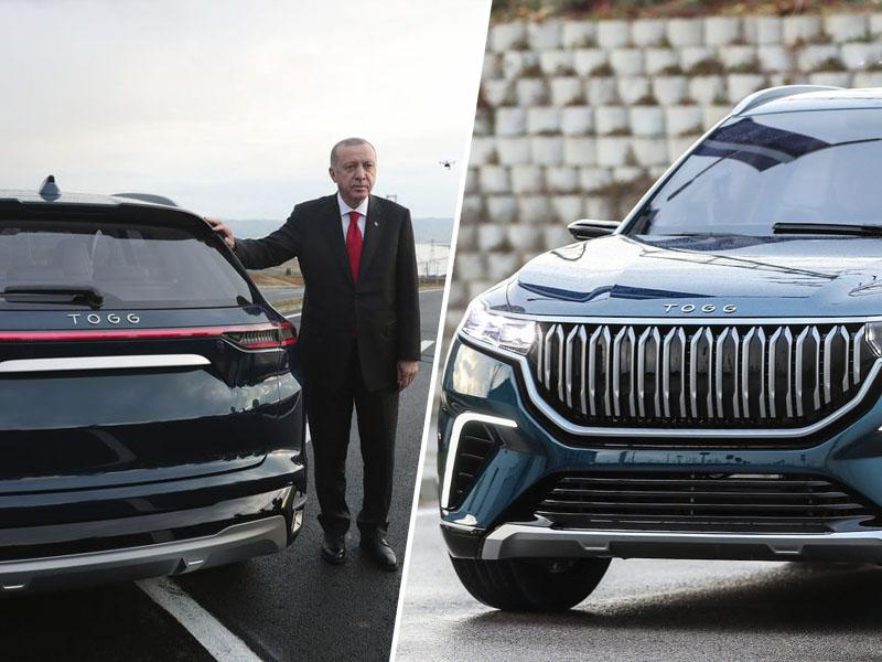 Turki znova osvajajao: tokrat avtomobilski trg in to s prav posebnim, prvim domačim avtomobilom