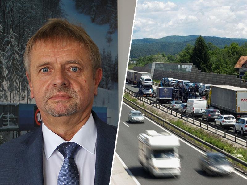 Intervju dr. Tomaž Vidic: Na slovenskih avtocestah bi potrebovali vsaj 100 novih policistov