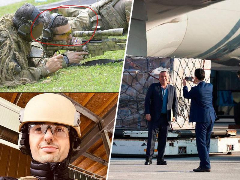 V času rekordne koronakrize minister Toninizpolnjuje zahteve NATO pakta po večjem oboroževanju v vesolju