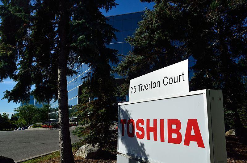 Toshiba v polletju potrojila dobiček
