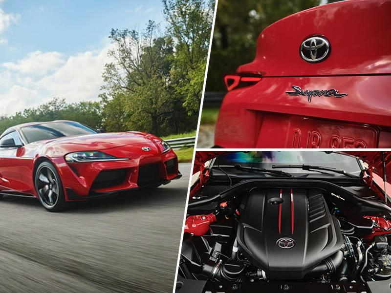 Toyota Supra, novo poželenje bencinskih navdušencev