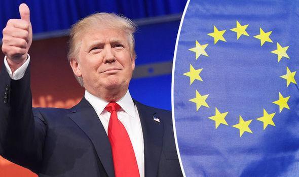 Trump EU označil za sovražnico