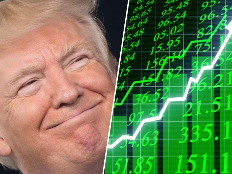 Trump efekt: Nobelovec prepričan, da bo zapravljivi Donald Trump odgnal recesijo