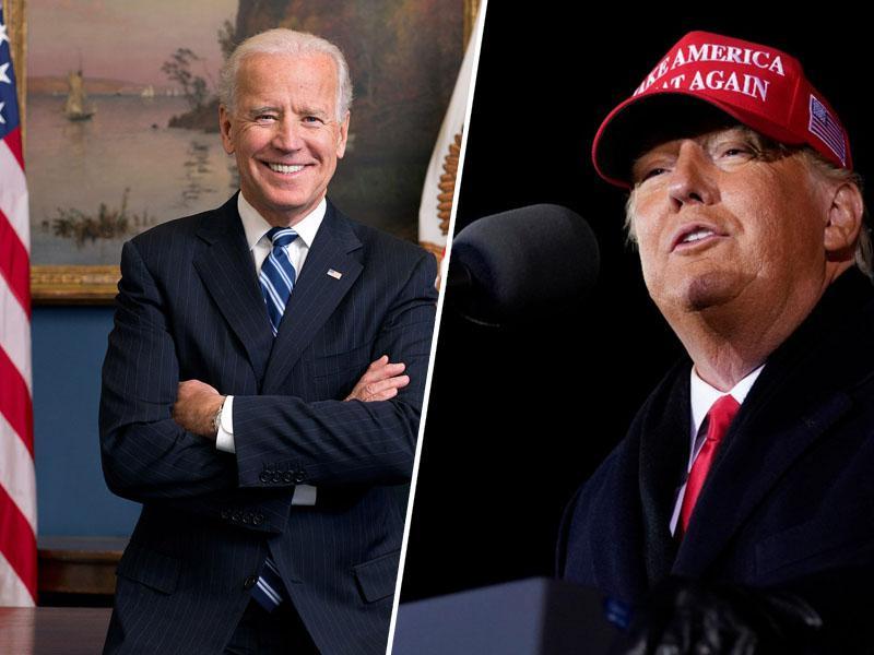 Kaos ameriških volitev: Trump načrtuje »razglasitev zmage«, Biden pa se pripravlja, da »prevzame nadzor«