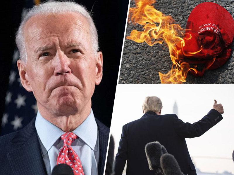 Pirova zmaga: Trump razglasil lažno »zmago«, Biden pa bo najšibkejši predsednik, tudi če zares zmaga
