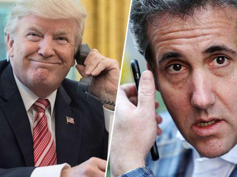 Zvezni tožilci: odvetnik Cohen kršil zakon po naročilu Trumpa