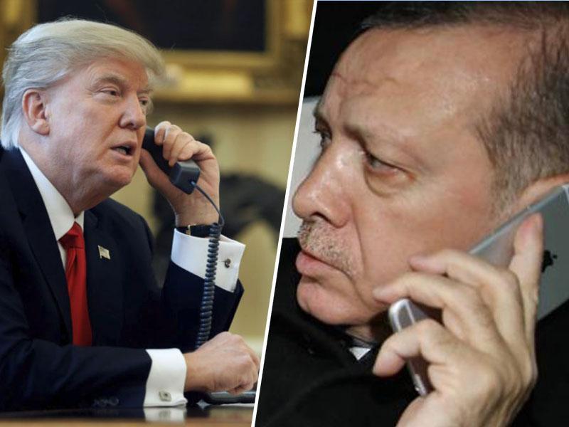 Erdogan »ne more več slediti« Trumpovim tvitom