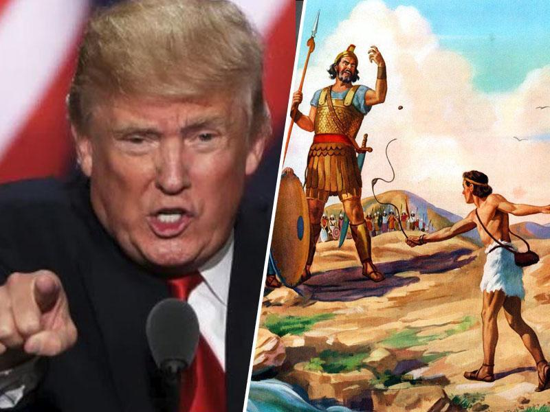 Maduro: »To bo boj Davida proti Goljatu, ki ga bo Trump obžaloval«