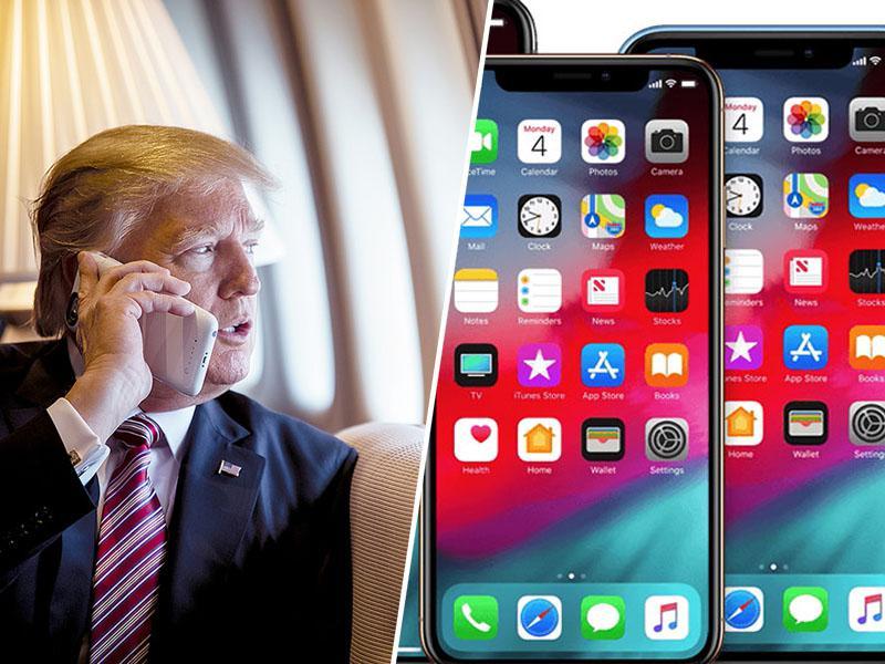 Konec carinskega premirja: s tem ukrepom Trump cilja tudi na kitajske igrače, športne copate in iPhone