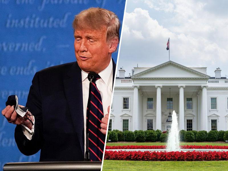 Trumpovo zdravljenje s protitelesi stalo 650.000 dolarjev. Donald Trump trdi: »To boste kmalu vsi imeli čisto zastonj!«