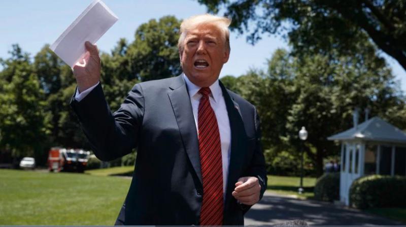 Neroda: Donald Trump nenamerno razkril svoj »tajni sporazum« z Mehiko