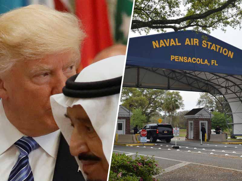 Pilot napadel oporišče v ZDA zaradi »ameriških zločinov proti muslimanom in človeštvu«