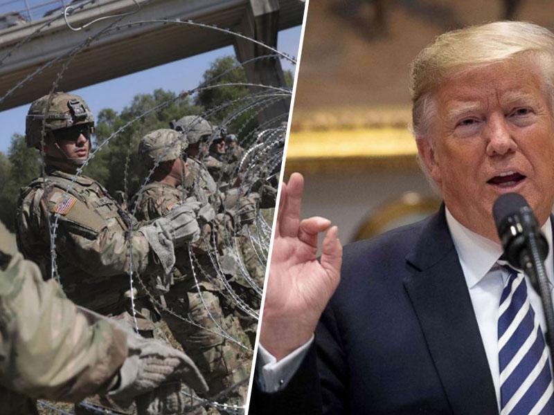 Trump je imel prav. Azilni sistem po drugi svetovni vojni se je neutemeljeno razširil - priznava oster Trumpov kritik
