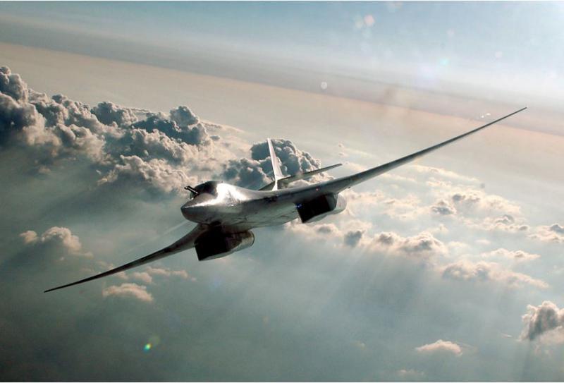 Napoved sodnega dne? Rusi vadijo, Pentagon zaskrbljen: jedrski bombniki Tu-160 demonstrirali silo ob meji ZDA