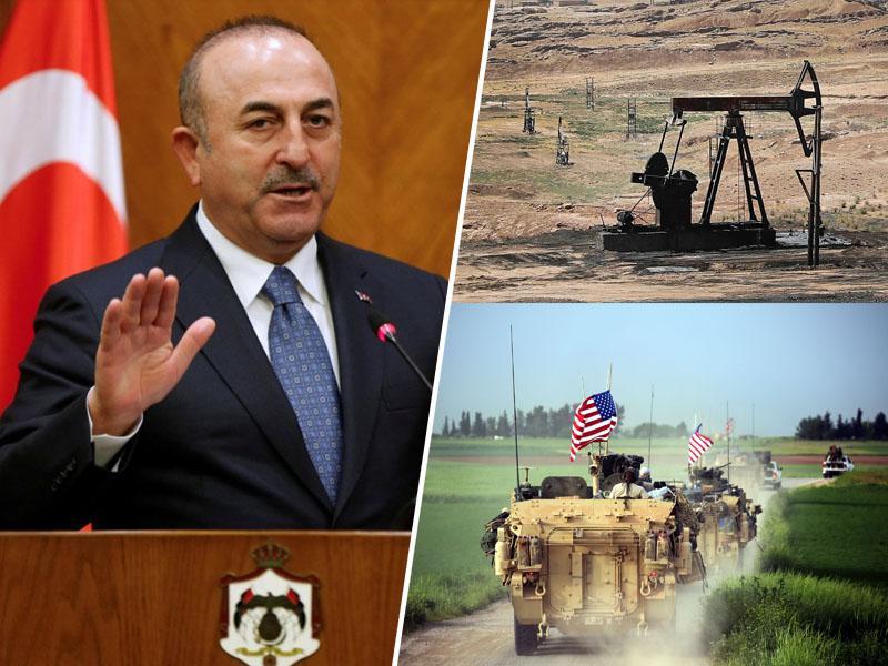 Turki grmijo zoper »varuhe črnega zlata«: Američani, roke stran od sirske nafte, ta pripada Sircem!