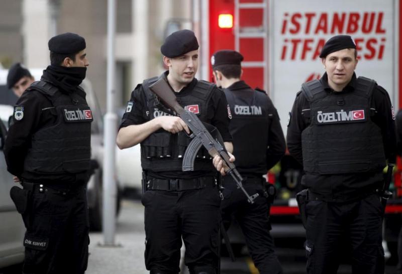 Turška policija našla