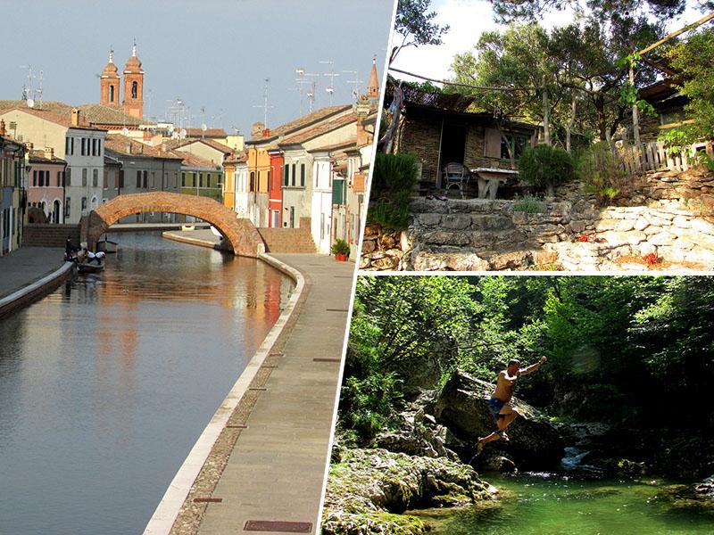 Tri bližnje destinacije za prvinsko sprostitev - če ste siti turistov