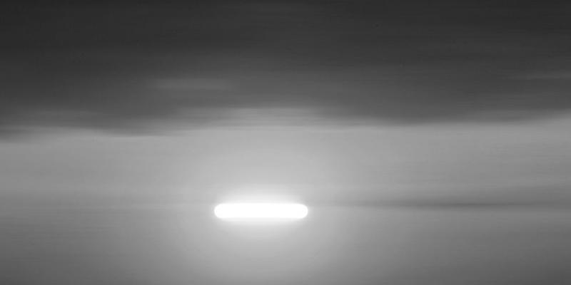 Ameriški piloti nad Novo Mehiko opazili nenavaden NLP