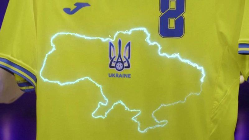 UEFA dovolila ukrajinske nogometne majice za Euro 2020 s pozdravom nacističnih kolaborantov, v Rusiji jezni