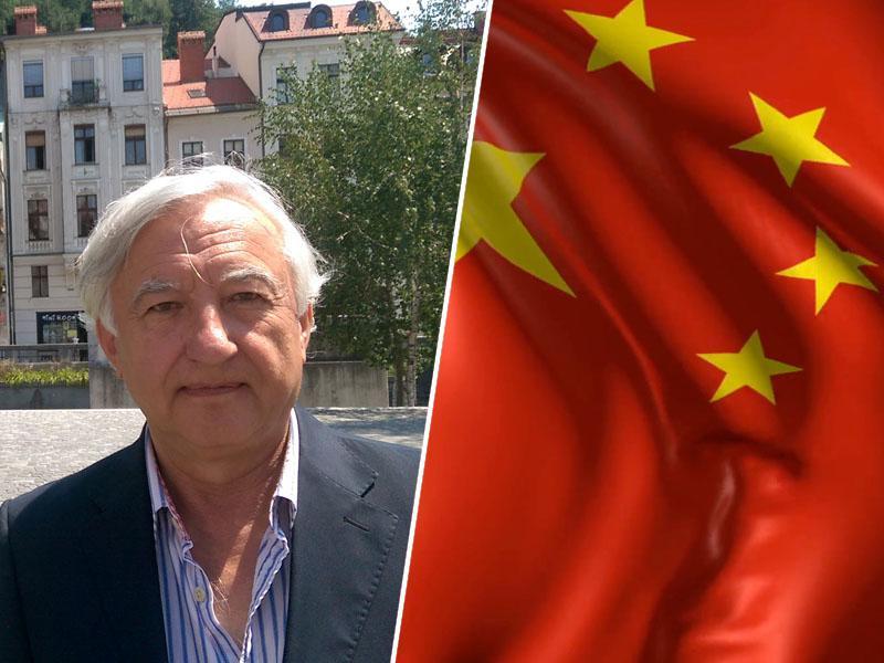Uroš Lipušček: »Ko sem odhajal, so bile ulice Pekinga prazne, kot bi se vozil po mestu strahov«