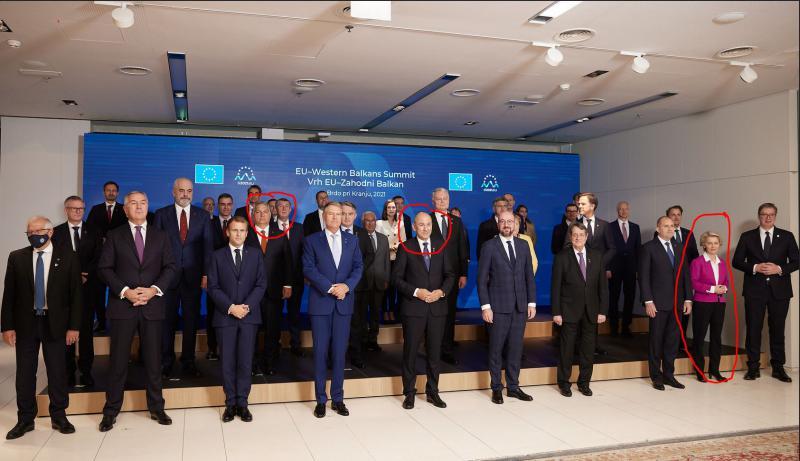Slovenska »košarica«: Zaradi katerih dveh razlogov je bil vrh EU-Zahodni Balkan že vnaprej obsojen na propad?