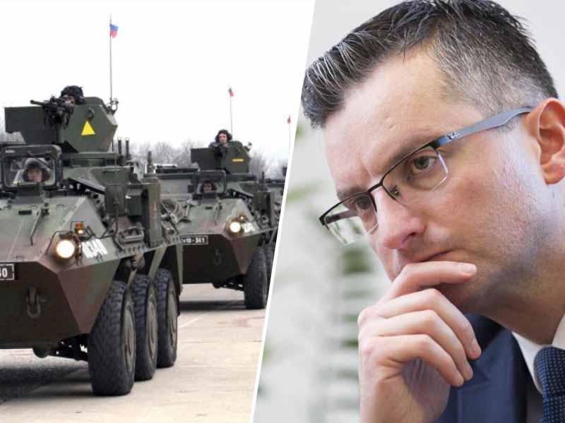 Šarec na obisku pri slovenskih vojakih v BiH in na Kosovu, a jim glede zastarele opreme ni prinesel dobrih novic