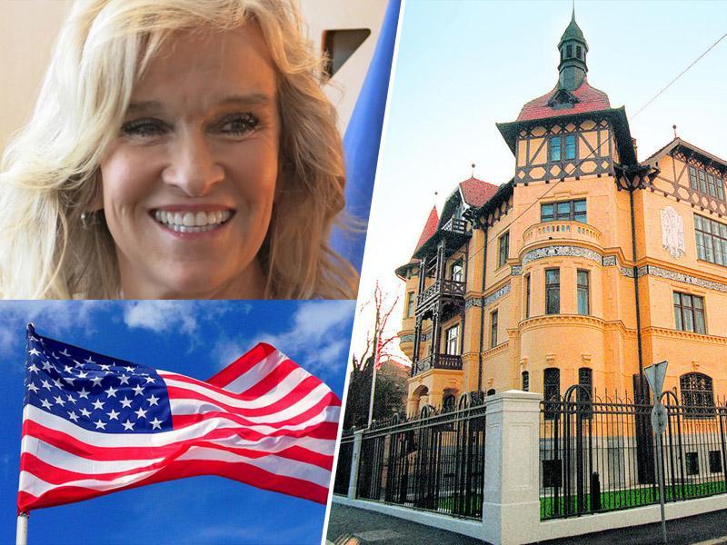 Lynda C. Blanchard: evangeličanska humanitarka, ki si je kupila položaj veleposlanice ZDA v Sloveniji