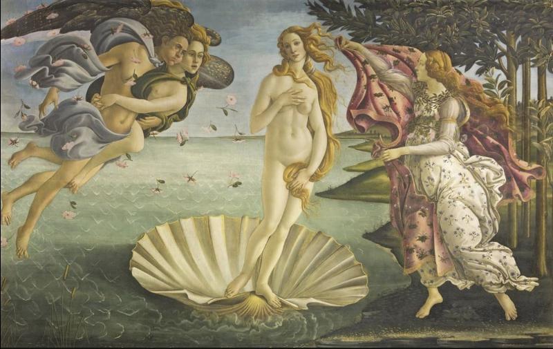 Predstava Rojstvo Venere - o slikarju, ustvarjalnosti in usodnem popuščanju pred oblastniki