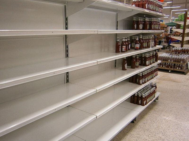 ZN: Iz Venezuele zaradi pomanjkanje hrane zbežalo 2,3 milijona ljudi