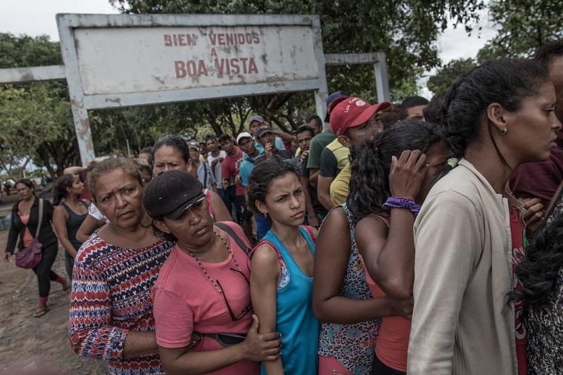 Ministri Latinske Amerike o venezuelski migrantski krizi
