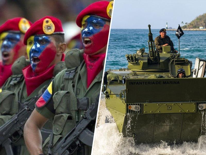 Sestanek o vojaški invaziji na Venezuelo je tako skrivnosten, da je nastala panika, ko se je zanj izvedelo …