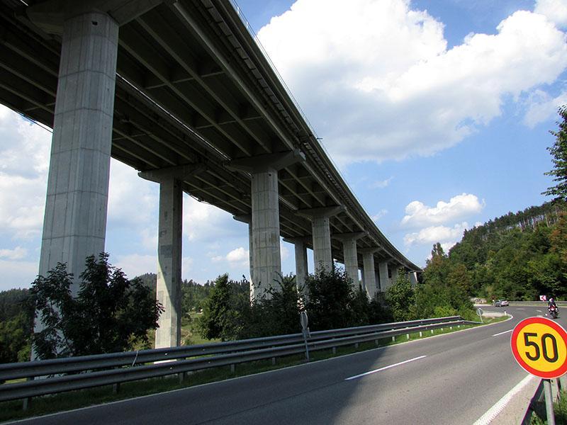 Viadukt Ravbarkomanda: Zamolčana zgodba