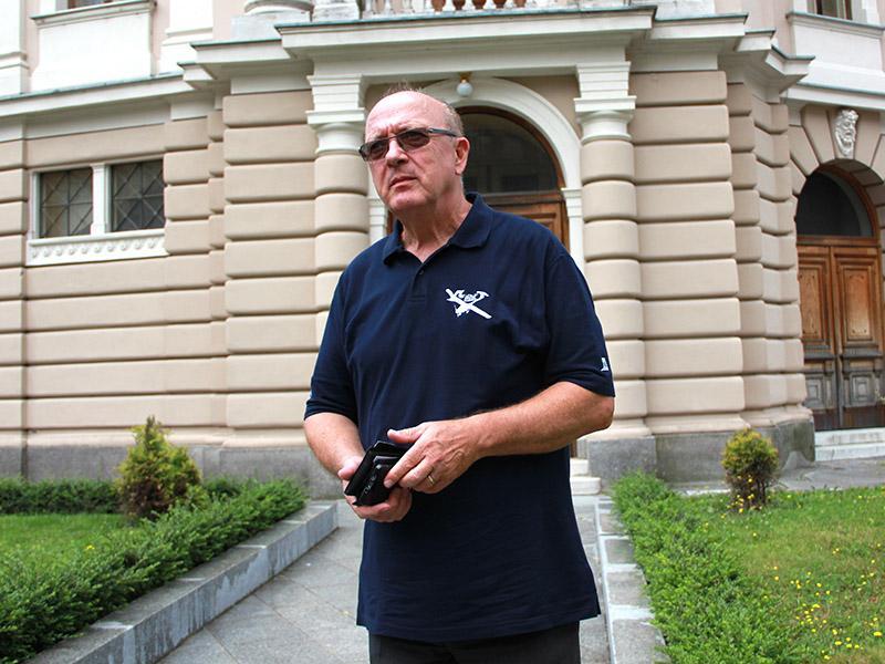 Vinko Gorenak: »Evropejci, vključno s Slovenci, smo prebogati, da bi lahko pomoč odrekali beguncem«