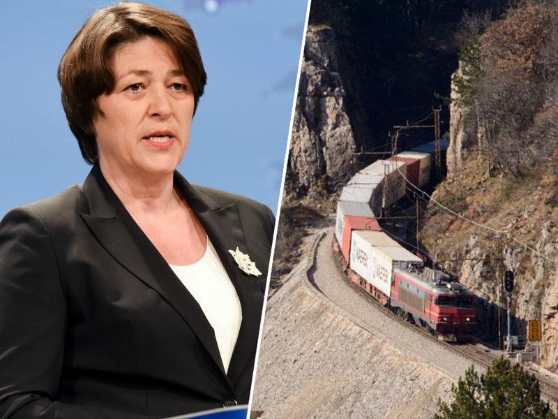 Glücks: »Komisarka Violeta Bulc ne upa kandidirati na evropskih volitvah, saj ve, da ne bi bila izvoljena«